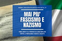 Al Comune di Trani possibilità di firmare la proposta di legge antifascista Stazzema