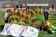 Calcio femminile, l'Apulia passa in serie B