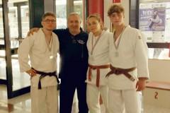 Judo Trani, conquistate tre medaglie al 20esimo trofeo internazionale di Coppito