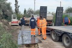 Rete di gas metano a Trani, al via i lavori di ampliamento