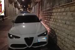 Auto rubata a Trani e ritrovata a Cerignola grazie alla Polizia di Stato