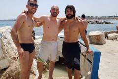 Dai volontari di Trani Sociale al ritorno della fontana in Piazza Longobardi: promozione a pieni voti