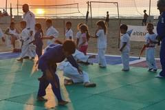 La Judo Trani a Ischia con il campione olimpico Pino Maddaloni