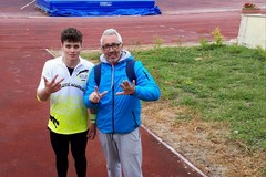 Salto con l'asta, Vincenzo Belardi vola oltre i 3,70 metri