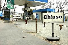 Benzina finita, a rischio il trasporto pubblico
