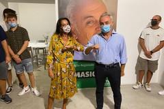 Inizia l'avventura in vista delle elezioni regionali per Tomasicchio