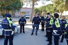 """Un corso di formazione di """"maneggio in sicurezza delle armi da fuoco, con cenni al tiro da difesa"""" rivolto al personale della Polizia Locale di Trani"""