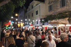 La strada larga in festa: una serata all'insegna del divertimento made in Trani