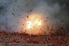 Notte di San Silvestro, ordigno esploso in Corso Don Luigi Sturzo