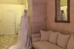 """A Trani nasce l'atelier di alta moda per sposa """"Bucaneve"""""""