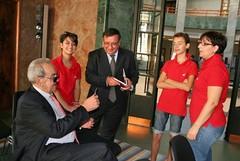 Fidas Trani, Buzzerio rieletto presidente