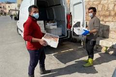Coronavirus, la solidarietà a Trani ha il sapore del mare
