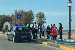 Fase 2, nel weekend controlli serrati della Polizia locale di Trani per evitare assembramenti