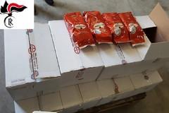 Caffè rubato, sequestrate cento confezioni a Trani