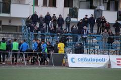 """Trani condannato da una prova impalpabile: al """"Di Liddo"""" 2-0 per l'Unione Bisceglie"""