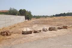 Bonificato il campo incolto a Capirro dopo le segnalazioni dei residenti