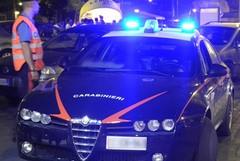 Inseguimento in zona Sant'Angelo, i carabinieri bloccano un furgone
