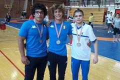 Judo Trani, Fabio Carbone conquista l'argento in Croazia