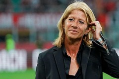 Carolina Morace, l'icona del calcio femminile degli anni '80 domani a Trani