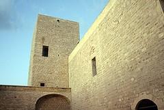 Sabato ingresso gratuito al Castello Svevo di Trani