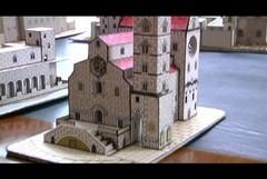 Modellismo e arte sacra, le passioni di Francesco Tagliaferri
