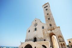 La Cattedrale di Trani e l'omaggio di Livia Cornaggia su Radio24
