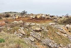 Cava abusiva del parco dell'Alta Murgia: denunciato un uomo di Trani