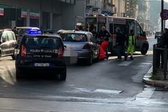 Incidente in via Malcangi, donna investita sulle strisce pedonali