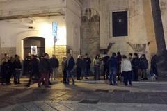 Petizione in piazza Libertà