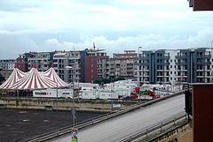 Circo a Trani, la Prima commissione chiede lo sgombero