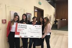 """Liceo De Sanctis, la startup """"Ootd"""" trionfa alla Camera di Commercio di Bari"""