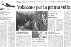 In ricordo di Claudio Giordano, 44 anni dopo la tragedia del Monte Serra