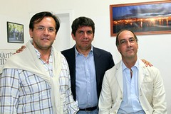 Trani 2012, Tarantini presenta i saggi del PdL e gli obiettivi