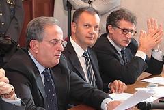 Sistema Trani, contestata a sette imputati l'associazione a delinquere