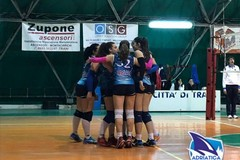 Adriatica Volley Trani vola alle Final Four di Coppa Puglia