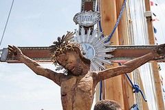 Al via i  festeggiamenti del Crocifisso di Colonna, un rito che si tramanda da secoli
