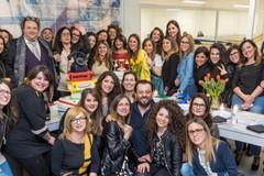 Casa editrice Ad Maiora, primo weekend aziendale dopo il lockdown