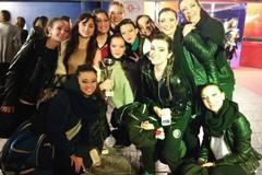 """Successo per cinque tranesi al concorso di """"danza contemporanea"""" a Roma"""