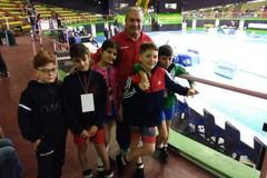 Judo Trani, il giovanissimo Tiziano Monopoli campione d'Italia del Gran Premio Lotta Olimpica