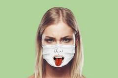 """Mascherine protettive """"animate"""", l'iniziativa delle tranesi Daniela Forte e Raffaella Papagno"""