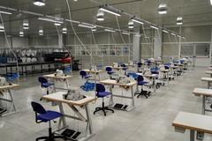 Protezione civile, Covid: avviata dalla Regione Puglia la fabbrica pubblica che produce Dpi