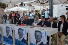 Comunali 2015, Florio presenta i suoi 8 assessori