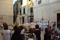 Restaurata la Sacra Immagine di Sant'Anna della chiesa di San Giovanni