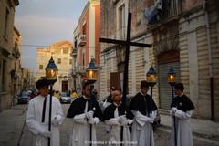 Via Crucis animata dalle confraternite San Michele Arcangelo e San Giacomo Apostolo