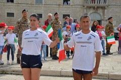 L'Esercito marciava, il Tricolore è passato ieri da Trani