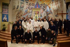 Trani - Santa Messa Madonna di Lourdes