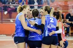 Lavinia Group Volley Trani, l'ostico match contro Cantine Paolo Leo Mesagne chiude il girone di andata