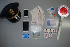 Fingeva di essere tranese: ad Andria arrestato un 21enne rumeno