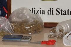 Deteneva e spacciava droga, arrestato a Trani un pregiudicato algerino