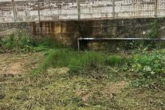 Stadio comunale, eseguiti i lavori di riparazione del tubo rotto